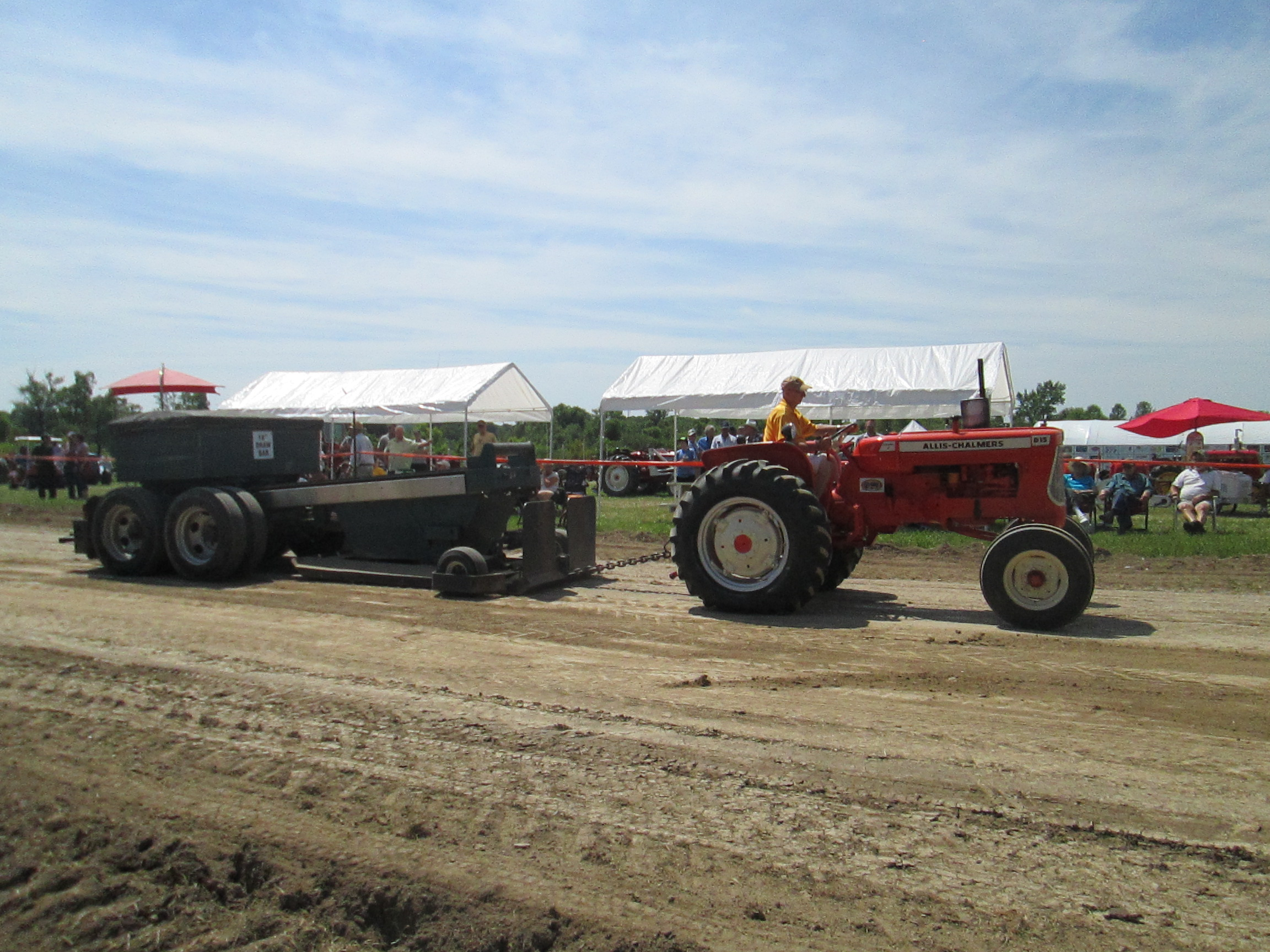 Grand River Antique Society – Garden Tractor Pulling Sled Plans